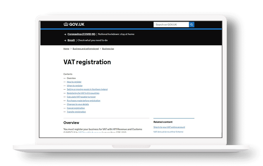 VAT Services for Ecommerce
